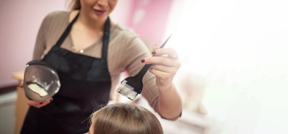 Semi And Demi Permanent Hair Coloring Nail In The Coffee